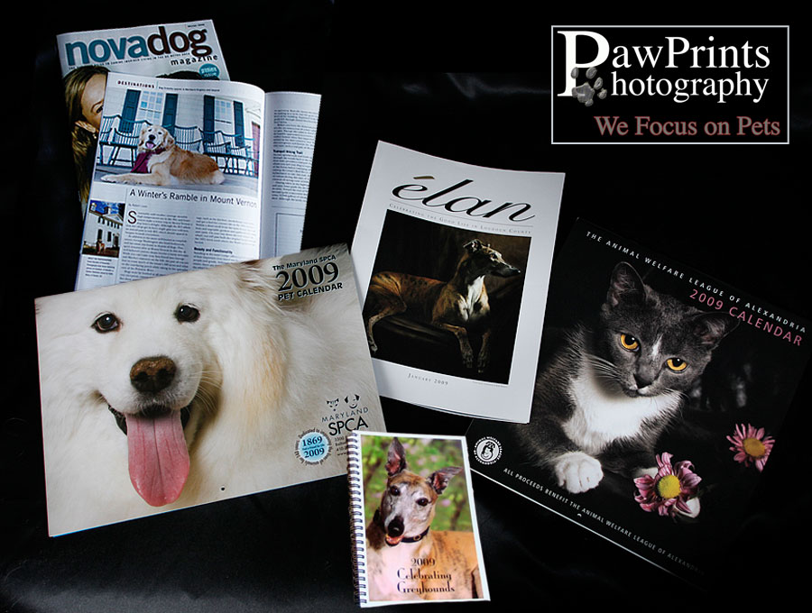 Published images 2009